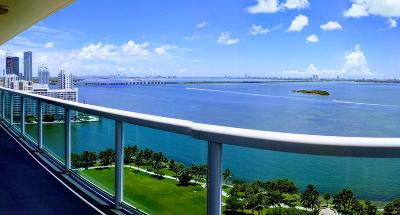 Miami-Dade County Condo For Sale: 1800 Bayshore Drive #2205