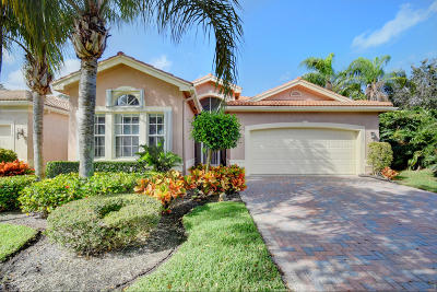 Delray Beach Single Family Home For Sale: 13609 Venice Beach Point