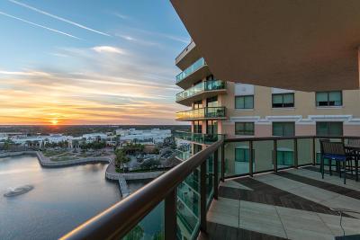 Palm Beach Gardens Condo For Sale: 3620 Gardens Parkway #1003b