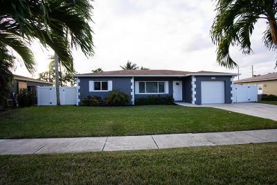 Boca Raton Single Family Home For Sale: 22349 General Street