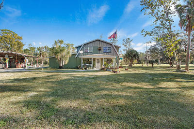 West Palm Beach Single Family Home For Sale: 12168 140 Street