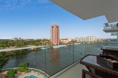 Boca Raton Condo For Sale: 701 E Camino Real #11-F