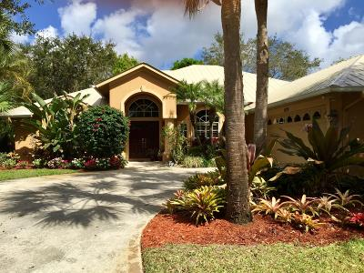Palm City Single Family Home For Sale: 1979 SW Autumnwood Way