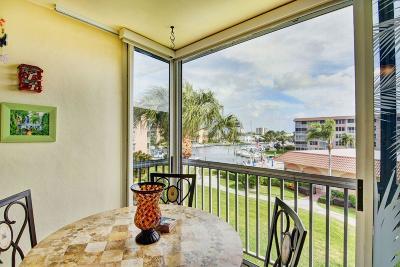 Palm Beach County Condo For Sale: 2717 Florida Boulevard #323