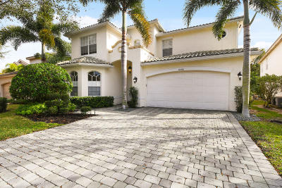 Boynton Beach Single Family Home Contingent: 8540 Breezy Oak Way