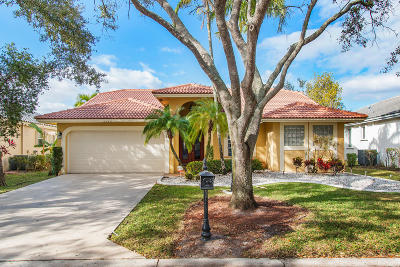 Coral Springs Single Family Home For Sale: 5725 NW 48th Court