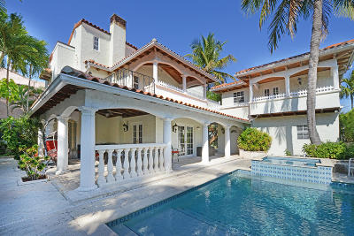 West Palm Beach Single Family Home For Sale: 223 8th Street