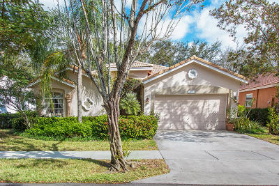 Coconut Creek Single Family Home For Sale: 6170 Swans Terrace