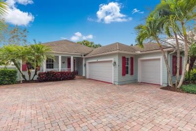 Vero Beach Single Family Home For Sale: 202 Oak Hammock Circle SW
