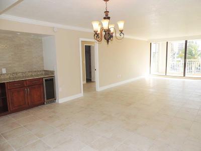 Condo For Sale: 3546 S Ocean Boulevard #411