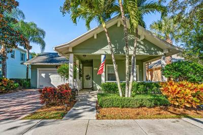 Jupiter Single Family Home For Sale: 210 Caravelle Drive