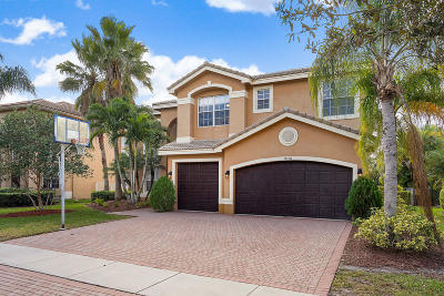Delray Beach Single Family Home For Sale: 9778 Napoli Woods Lane