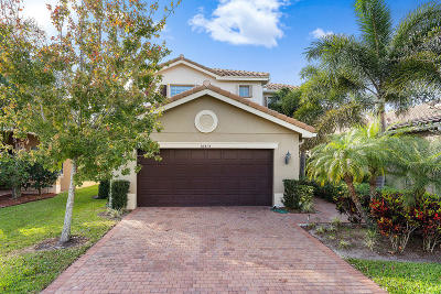 Boynton Beach Single Family Home For Sale: 10515 Cape Delabra Court