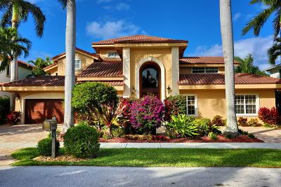 Boca Raton Single Family Home For Sale: 867 NE Nafa Drive