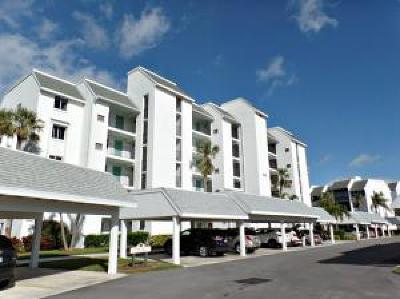 Fort Pierce Condo For Sale: 2400 S Ocean Drive #7441