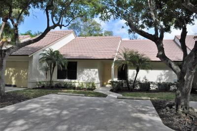 Palm Beach Gardens Single Family Home Contingent: 702 Bannock Lane