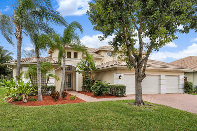Lake Worth Single Family Home For Sale: 4222 Cedar Creek Ranch Circle