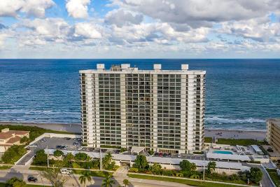 Boca Raton Condo Sold: 250 S Ocean Boulevard #10-E