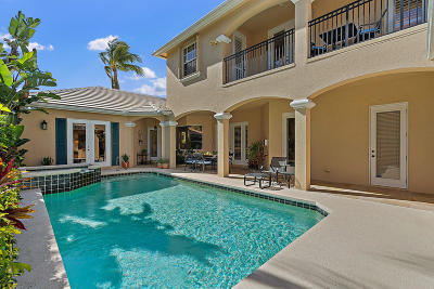 Jupiter Single Family Home For Sale: 116 Tim Mara Drive