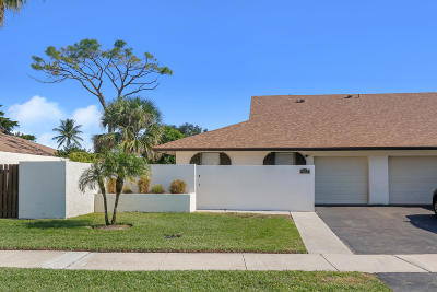 Delray Beach Townhouse Contingent: 423 SW 29th Avenue