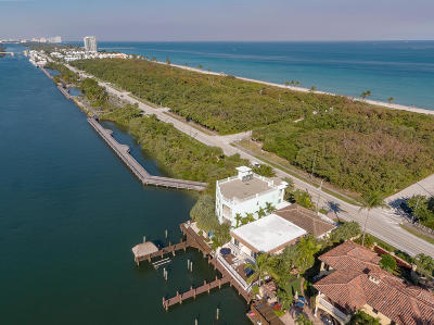 Broward County Townhouse For Sale: 4590 Ocean Drive