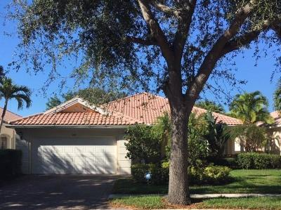Isles, Isles At Palm Beach Gardens Single Family Home For Sale: 415 Fonseca Way