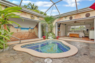 Boca Raton FL Single Family Home For Sale: $775,000
