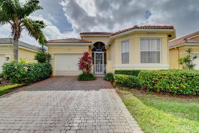 Delray Beach Single Family Home For Sale: 15531 Fiorenza Circle
