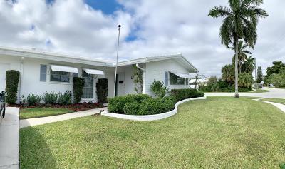 Boca Raton Single Family Home For Sale: 1301 SW 11th Terrace