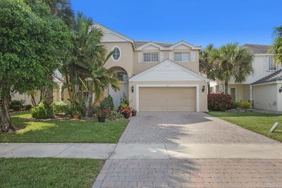Royal Palm Beach Single Family Home For Sale: 133 Kensington Way