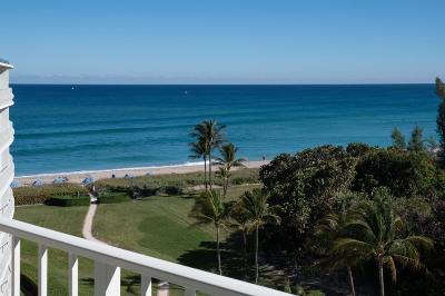 Palm Beach Condo Sold: 2774 S Ocean Boulevard #810
