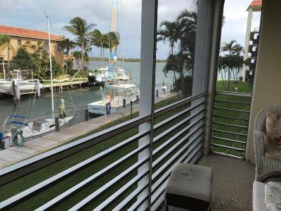 North Palm Beach Condo For Sale: 105 Paradise Harbour Boulevard #211