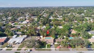 Fort Lauderdale Single Family Home For Sale: 1671 SW 27 Terrace
