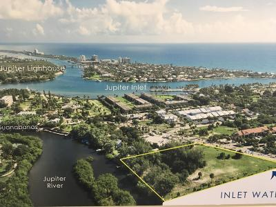 Jupiter Townhouse For Sale: 528 Inlet Waters Circle