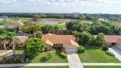 Boca Raton Single Family Home For Sale: 4252 Sugar Pine Drive