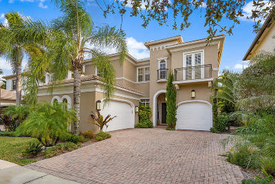 Boca Raton Single Family Home For Sale: 17802 Lake Azure Way