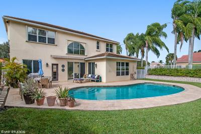 Lake Worth, Lakeworth Single Family Home For Sale: 6434 Old Medinah Circle