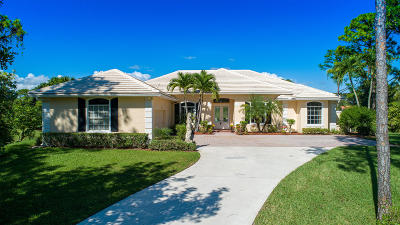 Palm City Single Family Home For Sale: 4633 SW Bermuda Way
