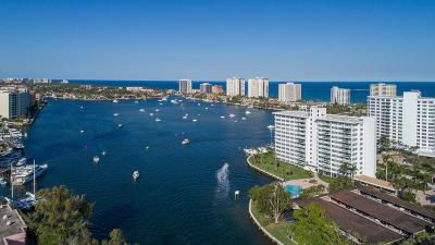 Boca Inlet, Boca Inlet Condo Condo For Sale: 701 E Camino Real #7c