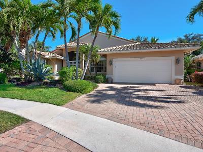 Boynton Beach Single Family Home Contingent: 5282 Landon Circle