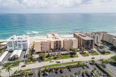 South Palm Beach Condo For Sale: 3610 S Ocean Boulevard #105