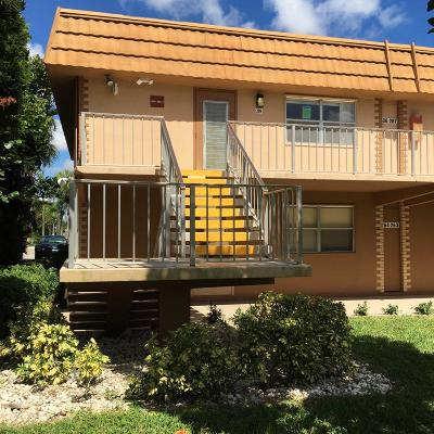 Delray Beach FL Condo For Sale: $84,000