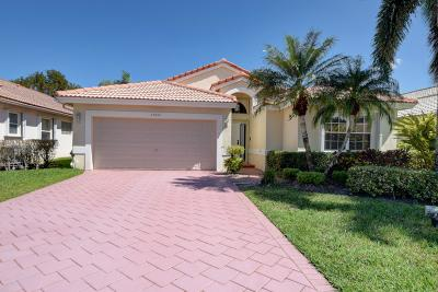 Boca Raton Single Family Home For Sale: 22840 Sterling Lakes Drive