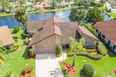 Palm Beach Gardens Single Family Home For Sale: 12870 La Rochelle Circle