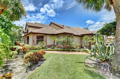 Boynton Beach Single Family Home For Sale: 7122 Le Chalet Boulevard