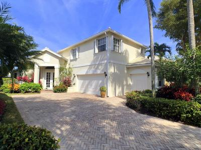 Palm Beach Gardens Single Family Home For Sale: 114 Victoria Bay Court