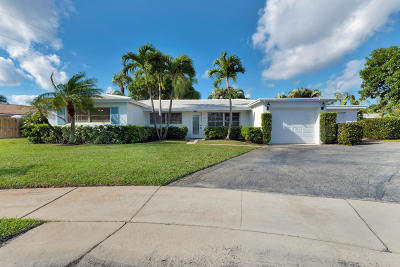 North Palm Beach Single Family Home For Sale: 655 Kingfish Place SE