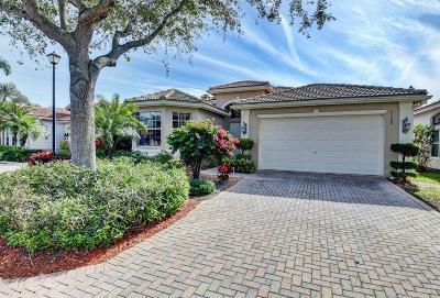 Delray Beach Single Family Home For Sale: 7328 Morocca Lake Drive