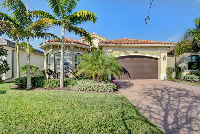 Delray Beach Single Family Home For Sale: 9505 Eden Roc Court