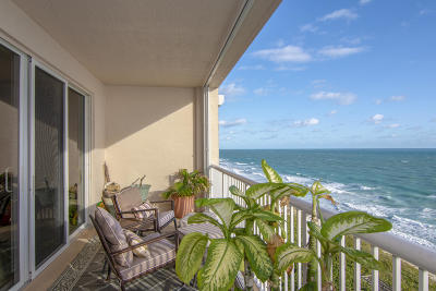 Hutchinson Island Condo For Sale: 4160 Highway A1a #1002a